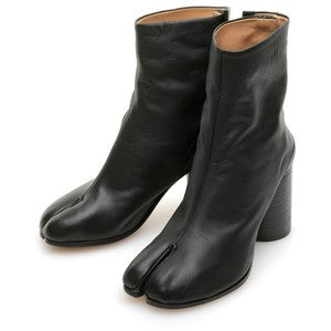 Split Toe Ankle Boots