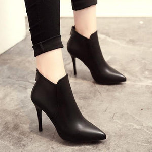 London Ankle Booties