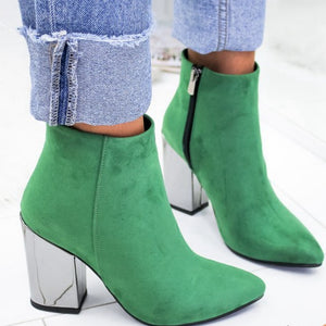 Holly Ankle Boots