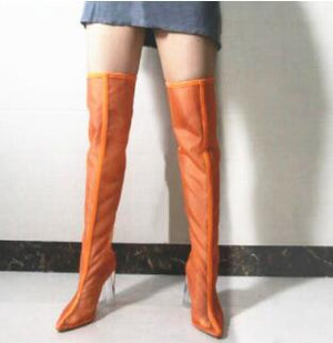 Over The Knee Thigh High Boots