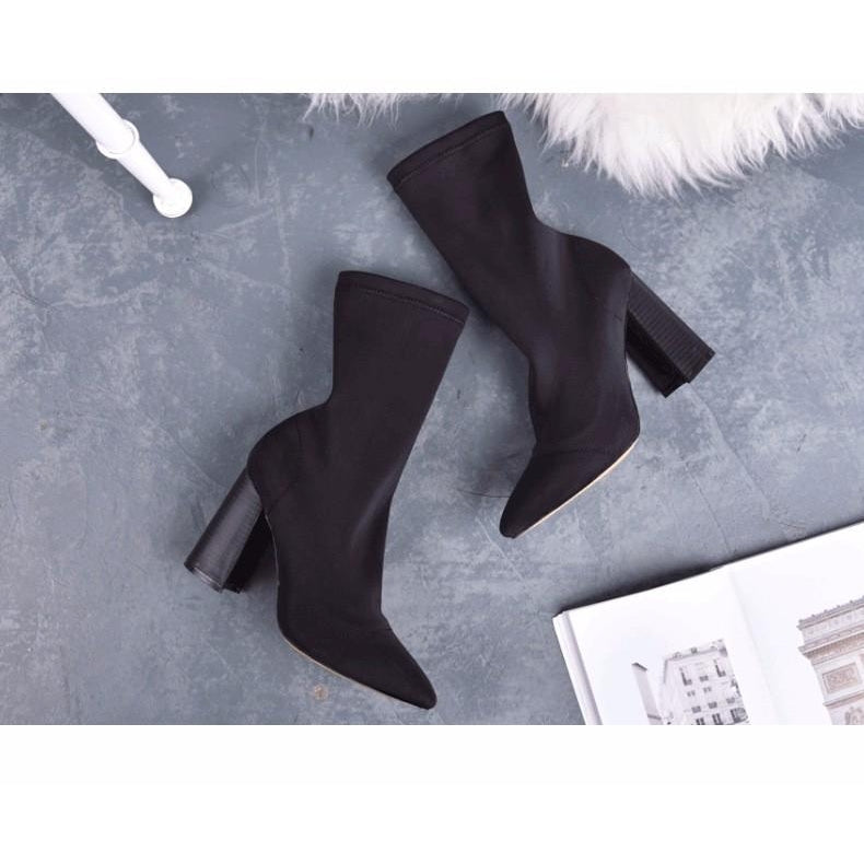 Lux Ankle Boots