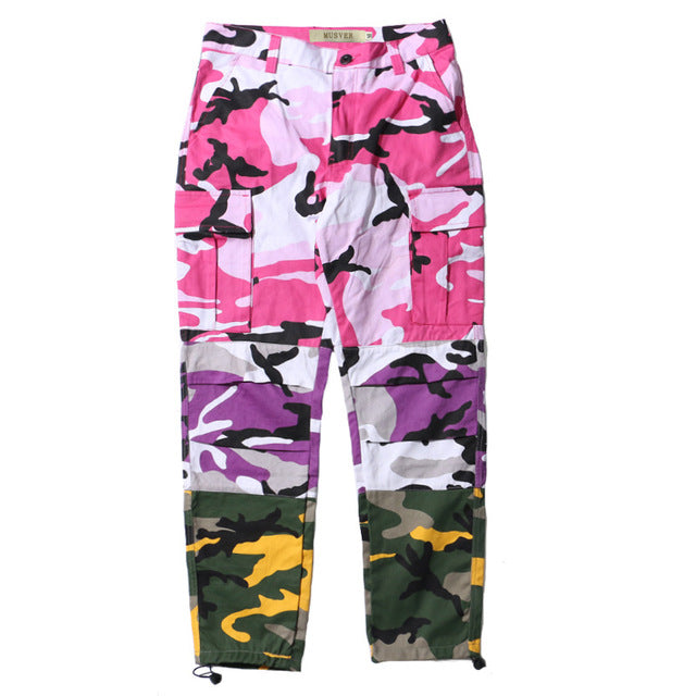 Triple Threat Camo Pants