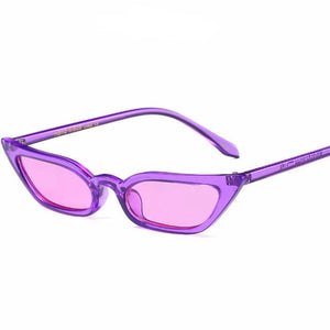 Camila Retro Cat Eye Shades