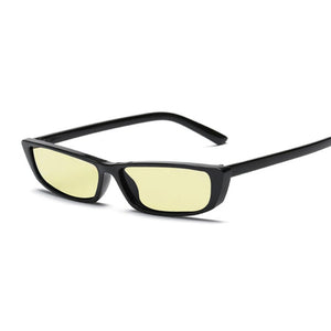 Shopaholic Rectangle Sunglasses