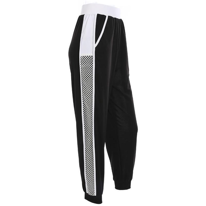 Mesh Sweatpants