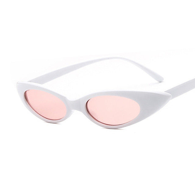 Yuri Small Oval Sunglasses