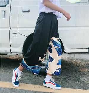 Wide Wave Joggers
