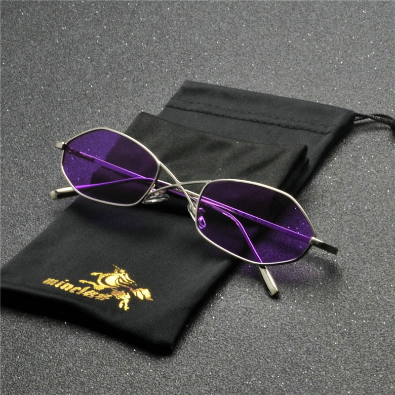 Resin Retro Shades
