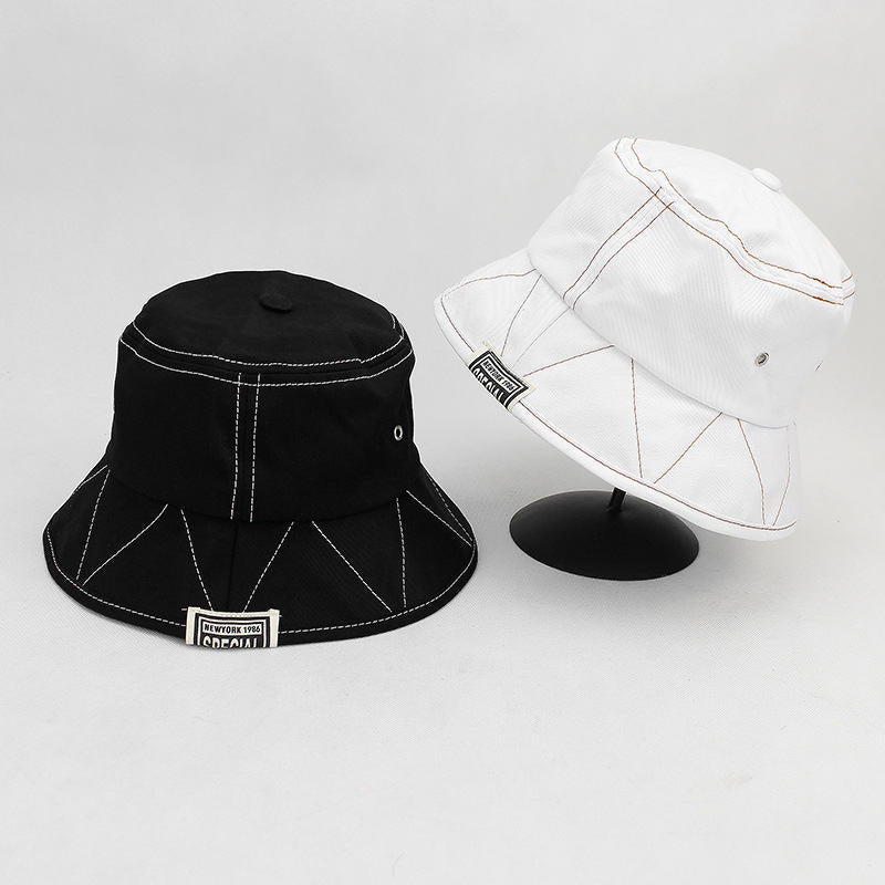 Stitched Bucket Hat