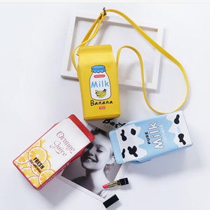 Beverage Crossbody Bag