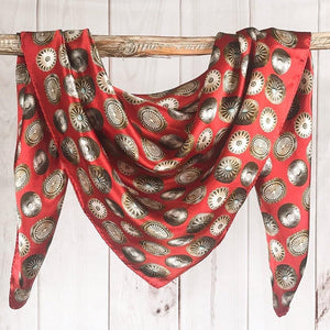 The Baby Concho Scarf