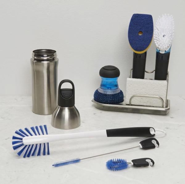 OXO 3 Piece Water Bottle Cleaning Set