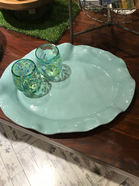 Beatriz Ball Luxury Melamine Oval Platter
