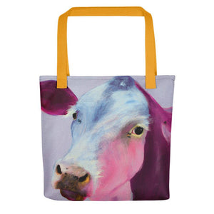 Calm Cow Tote bag Women - Bags - Totes - Brisho.com
