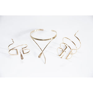 Tempted Palmlet Women - Jewelry - Cuffs - Brisho.com