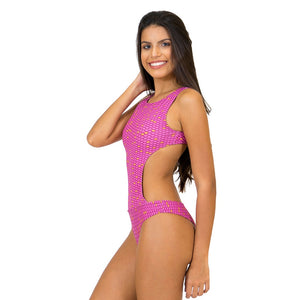 Sou do Sol Monokini Swimsuit