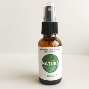 Nature - Meditation/Body Mist - Made with All Organic Ingredients Beauty - Women's - Fragrance - Brisho.com