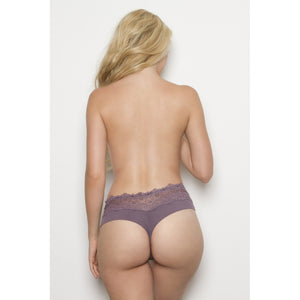 Bliss Thong Nude Women - Apparel - Plus - Brisho.com
