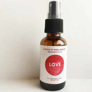Love - Meditation/Body Mist - Made with All Organic Ingredients Beauty - Women's - Fragrance - Brisho.com