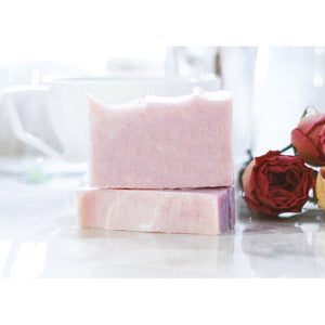 CLEANSE Pink Clay Rose Tea Soap (4 oz) Beauty - Women's - Skincare - Brisho.com