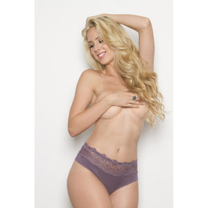 Bliss Thong Iris Women - Apparel - Plus - Brisho.com