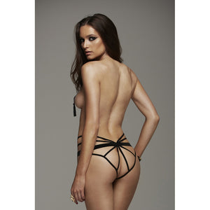 Butterfly Crotchless Cage Panty Women - Apparel - Lingerie and Sleepwear - Underwear - Brisho.com