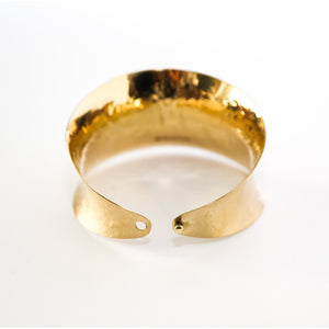 Seductive curve cuff Women - Jewelry - Cuffs - Brisho.com