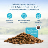 Blue Buffalo Life Protection Natural Fish & Brown Rice Recipe Adult Dry Dog Food