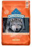 Blue Buffalo Wilderness Grain Free High Protein Chicken Recipe Adult Large Breed Dry Dog Food