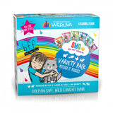 Weruva Grain Free BFF OMG Potluck O' Pouches Variety Pack Cat Food Pouches