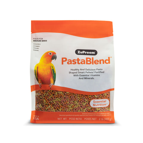 Zupreem PastaBlend Food for Medium Birds