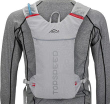 MTB Hydration Backpack Grey