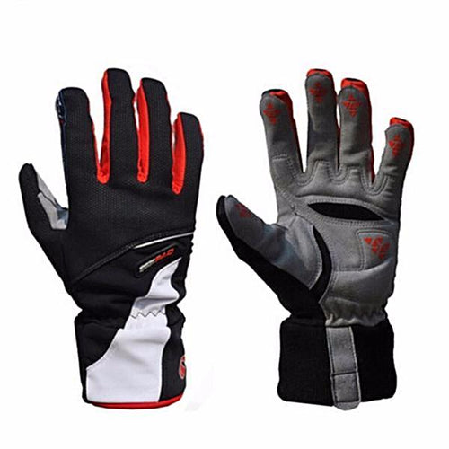 MTB / Biking Gloves Red