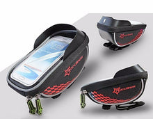MTB Phone Holder Red