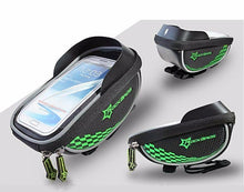 MTB Phone Holder Green