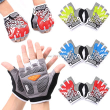MTB / Biking Gloves 3D Gel Padding