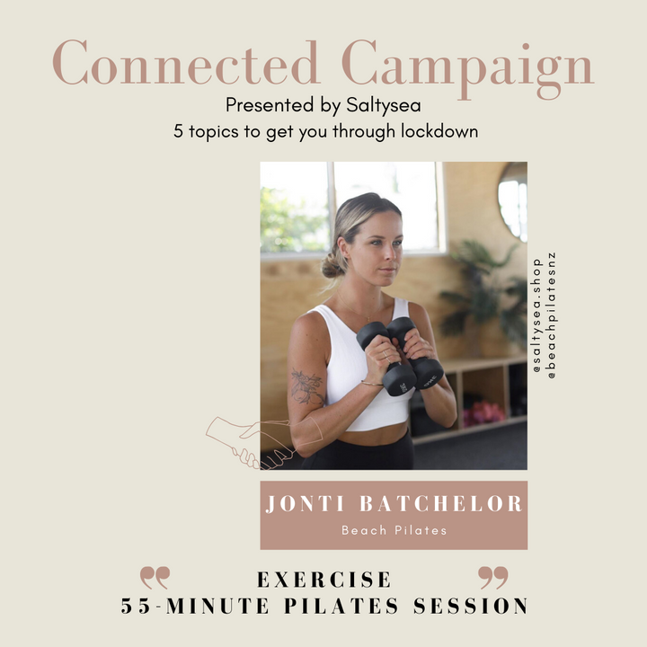 Connected Campaign Ep.1 with Jonti Batchelor