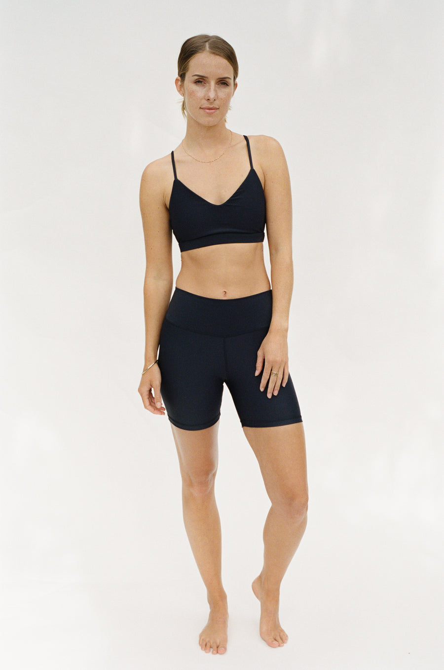 Piper Shorts Black