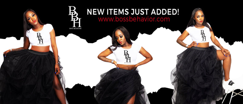 BBH - The Boss Behavior Clothing