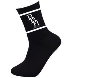 BBH Unisex Crew Socks (One Size Fit All)