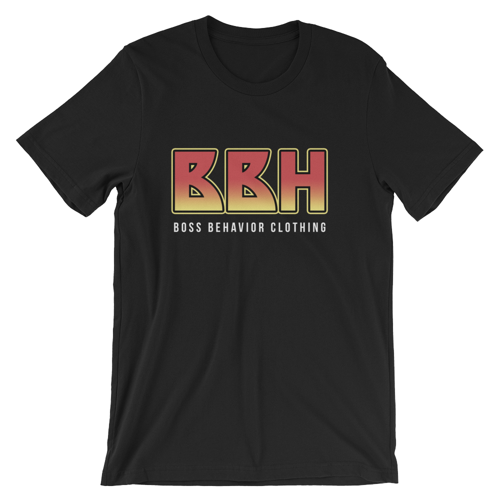 BBH Rock Out Short-Sleeve Unisex T-Shirt (Multiples Colors)