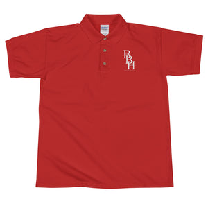 BBH Embroidered Unisex Polo Shirt  (Multiples Colors)