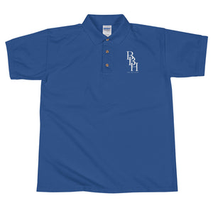 BBH Embroidered Unisex Polo Shirt