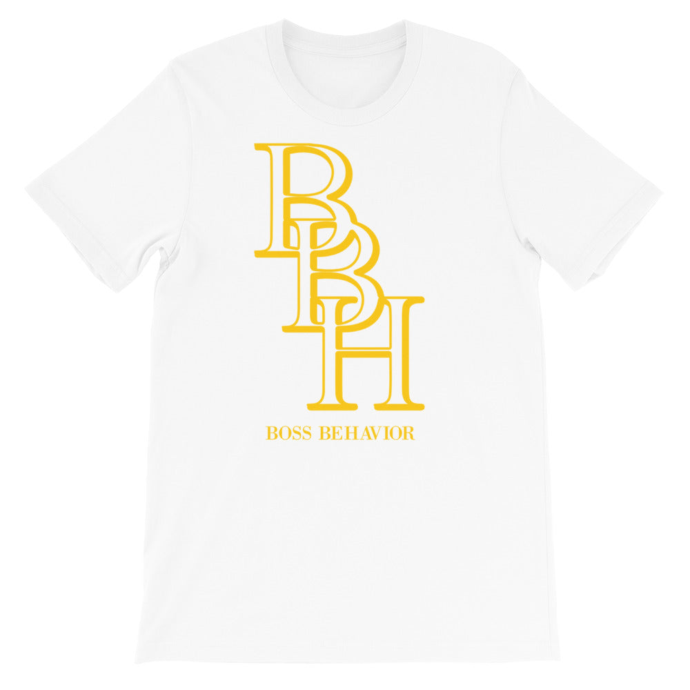 Double Up BBH Short-Sleeve Unisex T-Shirt (Multiples Colors)