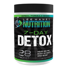 Lee Haney 7-Day Detox