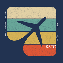 Load image into Gallery viewer, KSTC Airport St. Cloud