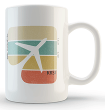 Load image into Gallery viewer, KRST Airport Rochester Coffee Mug