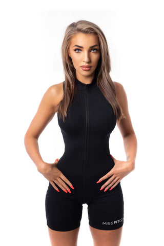 SIENNA Jumpsuit - Black