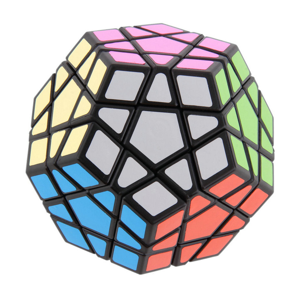12-side Magic Cube Puzzle