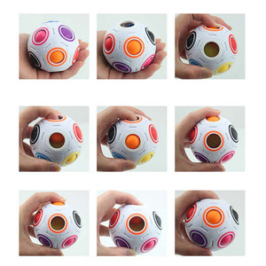 Brain Teaser FIDGET Ball